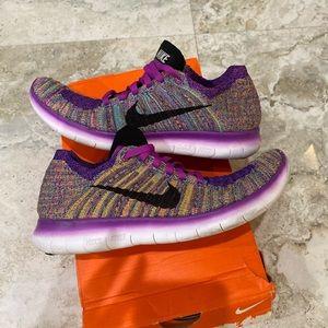 Nike Free Rn Flyknit Women's Size US 7